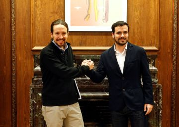 Unidos Podemos deja atrás al PSOE y se afianza en segunda posición