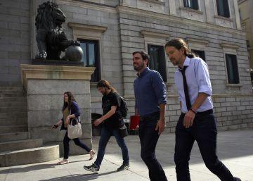 """Iglesias se arroga el papel de líder de la """"nueva socialdemocracia"""""""