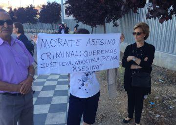 Morate comparece ante el juzgado por el doble crimen de Cuenca