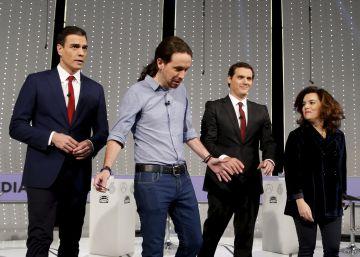 Los partidos acuerdan un debate con 4 bloques y un apartado para pactos