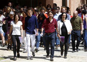 """Unidos Podemos evita la palabra """"país"""" en su lema de campaña para Cataluña"""