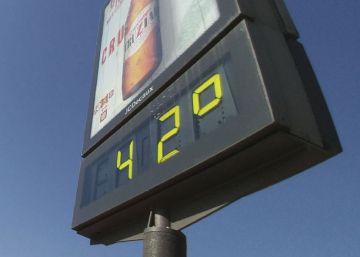 Cuatro provincias rozarán hoy los 40 grados
