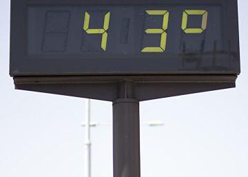 Media España a más de 35º