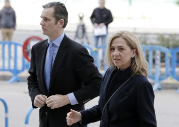 La Infanta vuelve al banquillo en la recta final del juicio de Nóos
