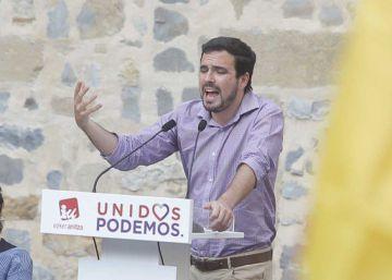 Unidos Podemos y sus alianzas retienen el 70% de los votantes de IU