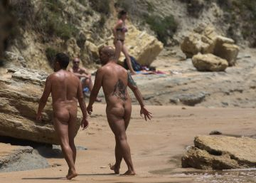 Why some nudists are being marginalized on the Spanish coast