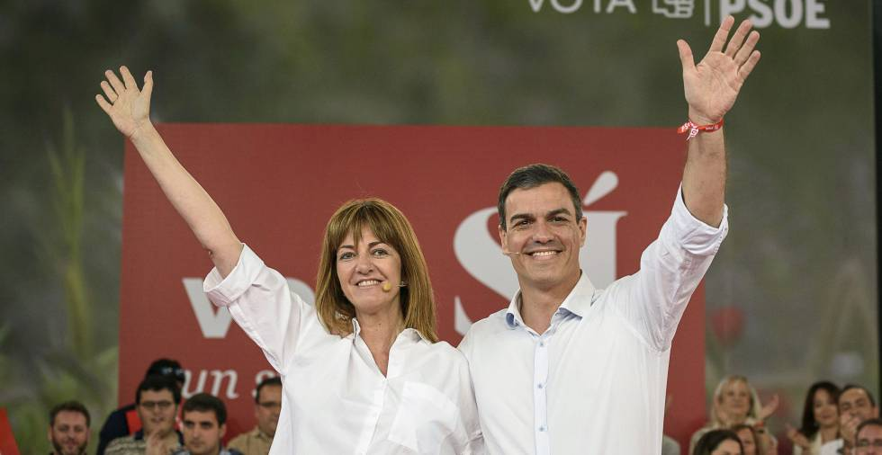 """Sánchez apela a la movilización del PSOE """"calle a calle y voto a voto"""""""