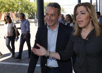 """Díaz, a Iglesias: """"El voto andaluz no servirá para pagar privilegios a Colau"""""""
