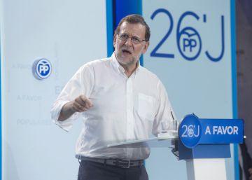 La mayoría de votantes del PP cree que Rajoy debe irse si así facilita el Gobierno