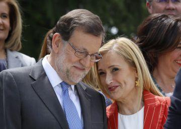 """Cifuentes: """"Dentro del PP nadie cuestiona el liderazgo de Rajoy"""""""