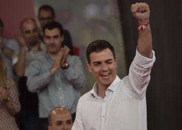 """Pedro Sánchez planteará un debate """"bipartidista"""""""