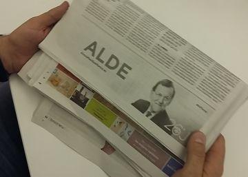 Un anuncio electoral ambiguo del PP anima a Rajoy a marcharse