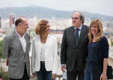 Batet se desmarca ahora de Sánchez y aboga por pactar con Podemos