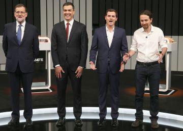 Pedro, Pablo, Albert y el señor Mariano