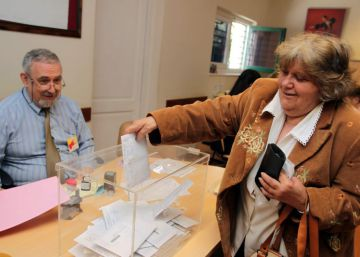 Las peticiones de voto por correo duplican ya las del 20 de diciembre