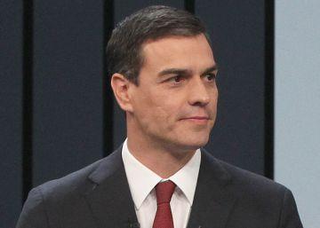 Sánchez culpa a Iglesias de permitir que Rajoy siga en La Moncloa