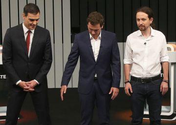 El debate a cuatro dibuja un panorama difícil para después de las elecciones