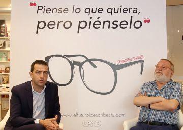 UPyD se pone las gafas de Savater