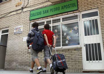 Los padres de la pública piden que no haya deberes en verano