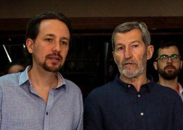 """Iglesias reivindica a Zapatero como el """"mejor presidente de la democracia"""""""