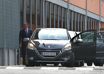 El juez rechaza el aval hipotecario presentado por Conde como fianza