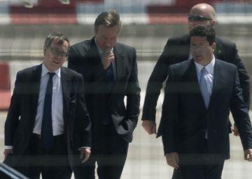 Cameron y Picardo agitan la 'amenaza española' para frenar el 'Brexit' en Gibraltar