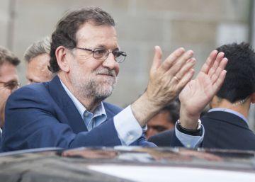 Rajoy ahora incluye a Rivera en el mismo bando de Sánchez e Iglesias