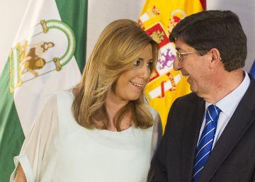 El PSOE y Ciudadanos rebajan el impuesto de sucesiones en Andalucía