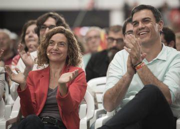 """Sánchez: """"Entiendo la frustración de los socialistas, pero debéis ir a votar"""""""