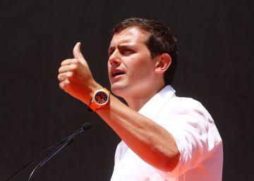 Rivera pide diez reformas en los primeros 100 días para pactar el Gobierno