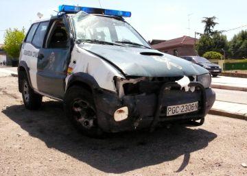 Absuelto un guardia civil que mató a tiros a un conductor
