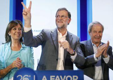 El PP y Ciudadanos pugnan por el voto útil de centro
