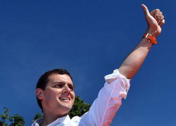 Rivera recoge los frutos de su viaje a Venezuela
