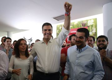 """Sánchez pide a Iglesias que tenga """"más respeto"""" hacia el Partido Comunista"""