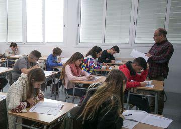 La OCDE recomienda a España retrasar los itinerarios educativos