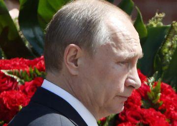 Putin recibe a Aznar en el Kremlin en una visita privada