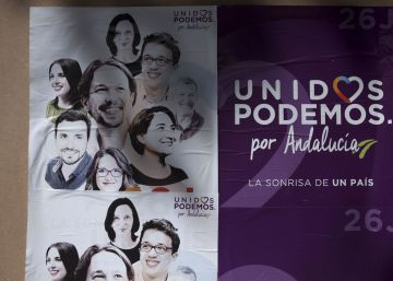 """Un guardia civil en el autobús de Unidos Podemos: """"¿Dónde está el coletas?"""""""