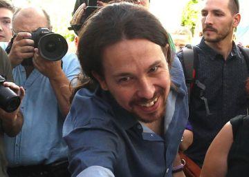 La campaña con poca calle de Unidos Podemos
