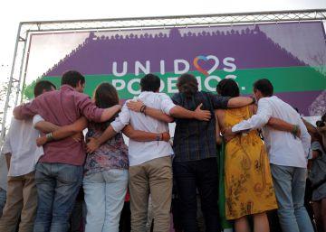 """Iglesias advierte de que """"nadie va a impedir que Unidos Podemos gobierne"""""""