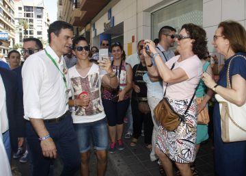 """Sánchez reivindica al PSOE como el partido """"más importante de España"""""""
