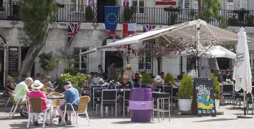 Gibraltar tras el Brexit