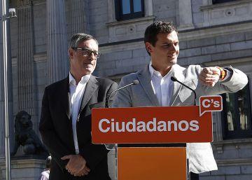 """Ciudadanos: """"Nos hemos dirigido a los inconformistas"""""""