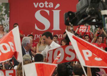 La campaña no borra las líneas rojas de los pactos