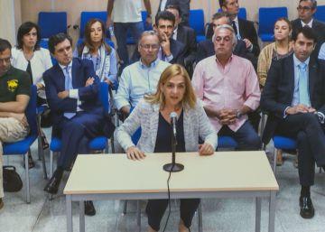 """La Infanta da por """"definitiva"""" la entrega de medio millón para reparar el daño"""