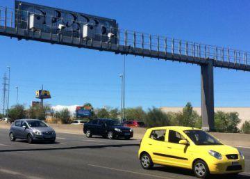 Detenido un joven por circular a 212 km/h en un Fiat Punto