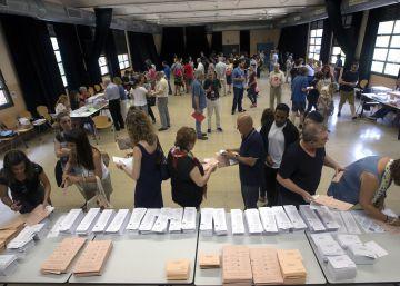 La participación remonta en las últimas horas de votación