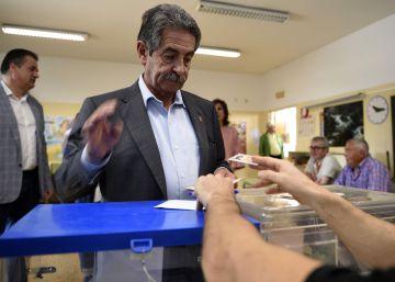 Cantabria repite los resultados del 20-D