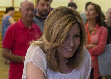 El PSOE retrocede en todos sus bastiones tradicionales