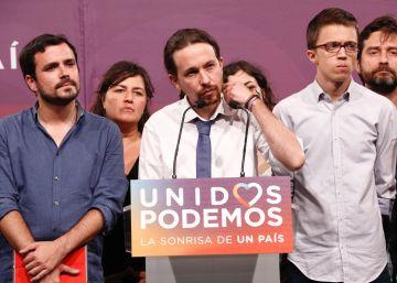 La alianza con Garzón pierde más de un millón de votos respecto al 20-D