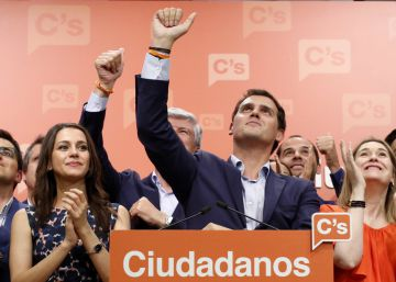 """Rivera: """"No vamos a apoyar ningún Gobierno de Mariano Rajoy"""""""